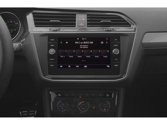 2021 Volkswagen Tiguan SE R-Line Black w/3rd row in ...